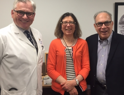 ALZGerm Quest Visits Infectious Disease Society of America's Leaders
