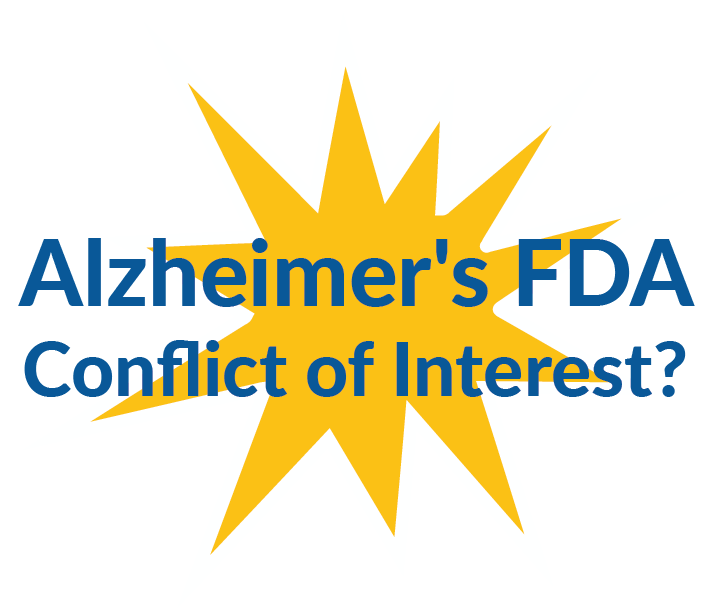 Starbust Conflict of Interest | Alzheimer's Germ